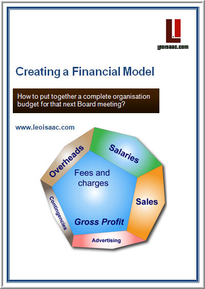 Cover of Book - Creating a Financial Model