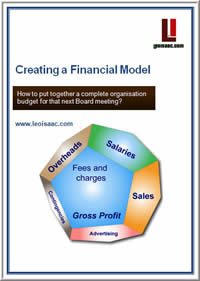 Publication - Creating a Financial Model
