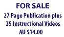 Publication for sale